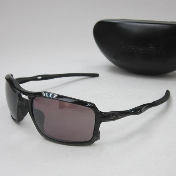 7d8a3cb837 Oakley Triggerman OO9266-06 Mens Sunglasses OLN157
